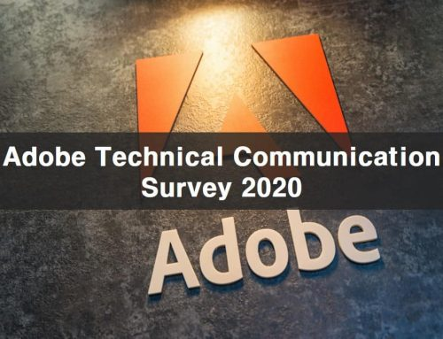 Adobe Technical Communication Survey 2020