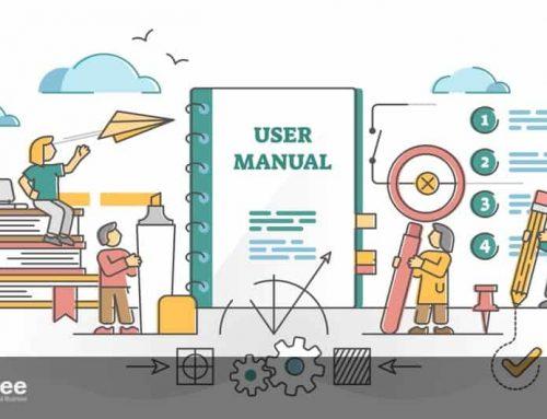 기술 매뉴얼(사용 설명서)을 쉽고 효과적으로 작성하는 단계